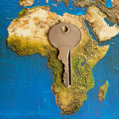 Key to Africa