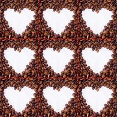PR - Bohnenkaffee mit Herz