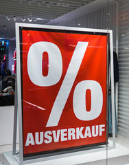 sale in the commercial
