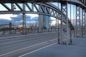 Frankfurt Bridges