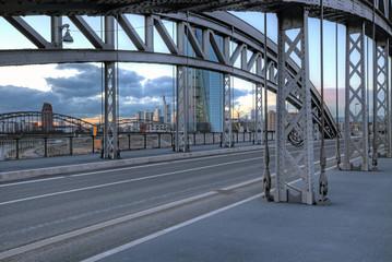 Frankfurt Bridges