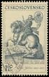 CZECHOSLOVAKIA - CIRCA 1969: A stamp printed by Czechoslovakia s