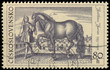 CESKOSLOVENSKO - CIRCA 1969: stamp printed in Czech (Czechoslova