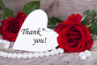 Quadro Background with Thank You