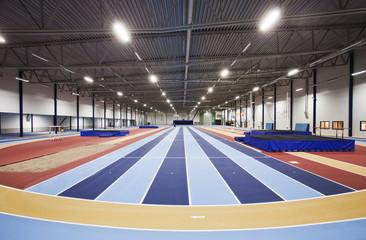Athletic sport field