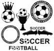 Soccer. Set