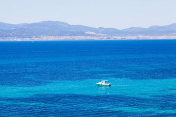Mallorca, Spain. Top view
