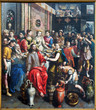 Antwerp - Paint of Miracle at Cana from cathedral of Our Lady - 60800762