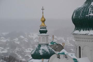 Trinity Cathedral in Chernigov