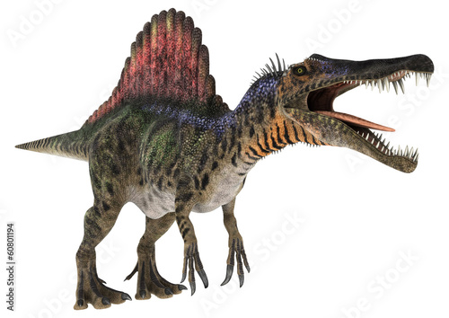Dinosaur Spinosaurus - 60801194