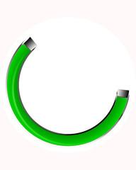 tubulare verde