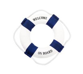 Maritime Dekoration: Rettungsring - business Konzept für Teams