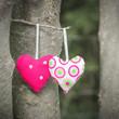 Zwei Herzen, miteinander