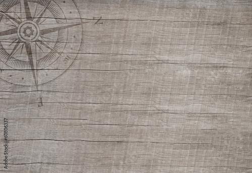Tuinposter Hout Maritimer Holz Hintergrund