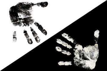 Imprint hands