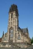 Salvator Kirche Duisburg poster