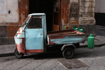 Italian Tricycle