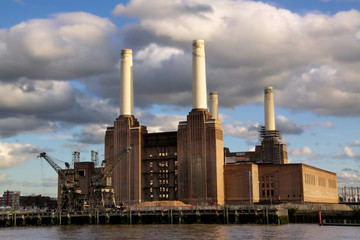 Battersea Powerstation in London