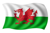 Wales flag - Welsh flag