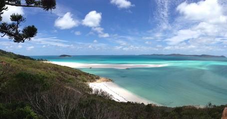 Whitsundays landscape Australia