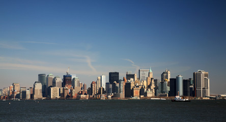 View of Manhattan