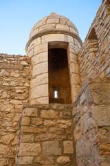 Morella in castellon Maestrazgo castle fort tower