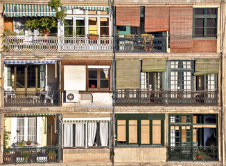 Old building, Barcelona