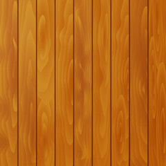 Vector textured wood background