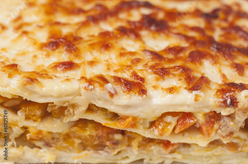 Vegetable Lasagna series 01