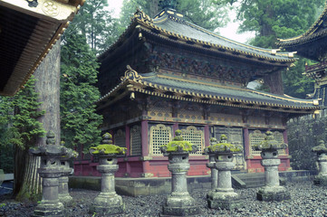 Nikko, Toshogu Shrine