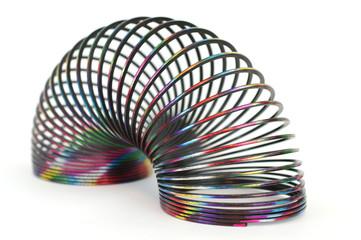 Metallic Spiral Coil
