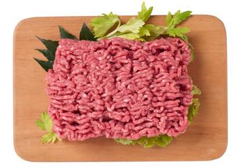 Macinato di carne di manzo