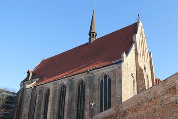 Kloster zum Heiligen Kreuz Rostock (Universitätskirche)