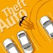 Постер, плакат: Theft Auto