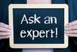 Ask an expert !