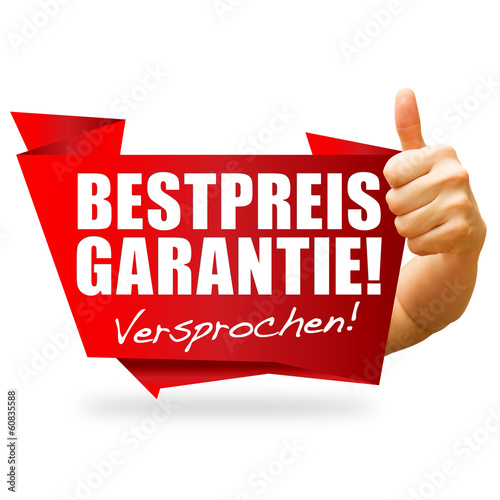 Bestpreis-Garantie! Button, Icon
