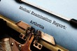Medical report - Arthritis