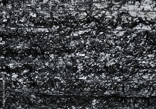 Black coal background - 60838735