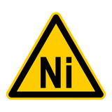 symbol for nickel - Ni - german nickel g475
