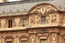 Bâtiment Louvre