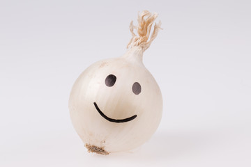 Happy onion.