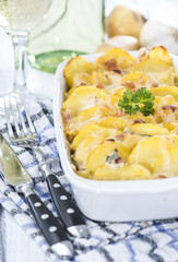 Homemade Potato Gratin