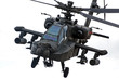 Apache helicopter - 60850348