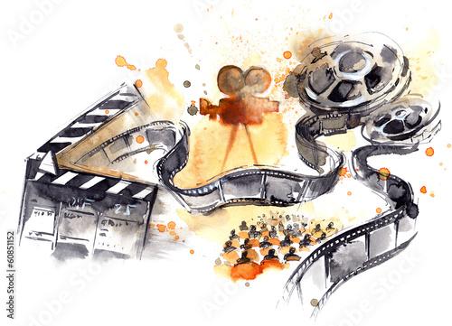 cinematograph - 60851152