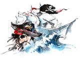 Fototapety pirates