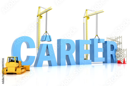 Building a Career , representing business development