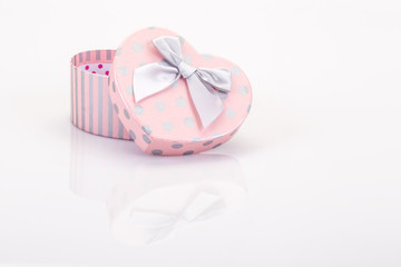 heart shaped gift