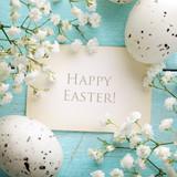 Fototapety Easter card