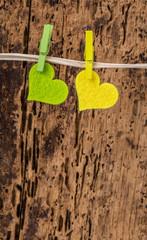 hanged hearts