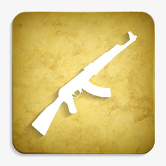 weapons parchment icon